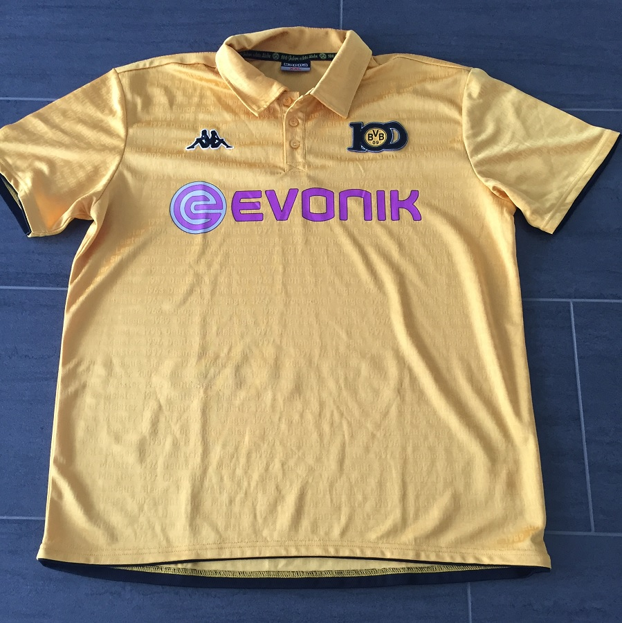 Borussia Dortmund 100 Jahre 2009/10