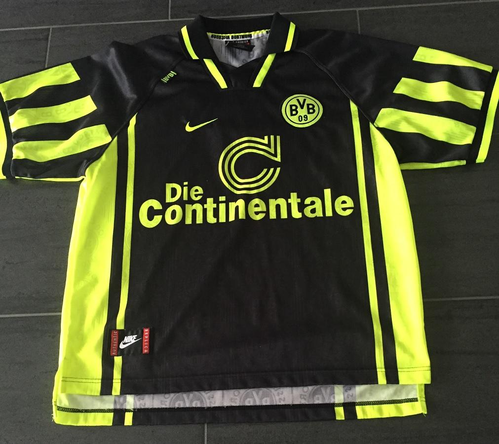 Borussia Dortmund Away 1996/97