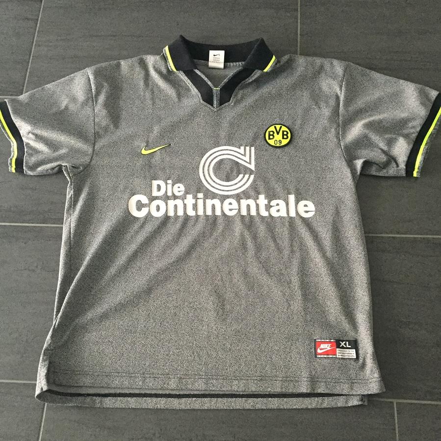 Borussia Dortmund Away 1997/98
