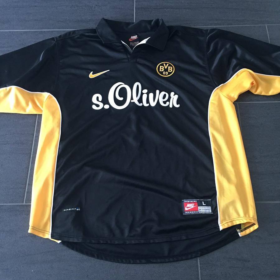 Borussia Dortmund Away 1998/00