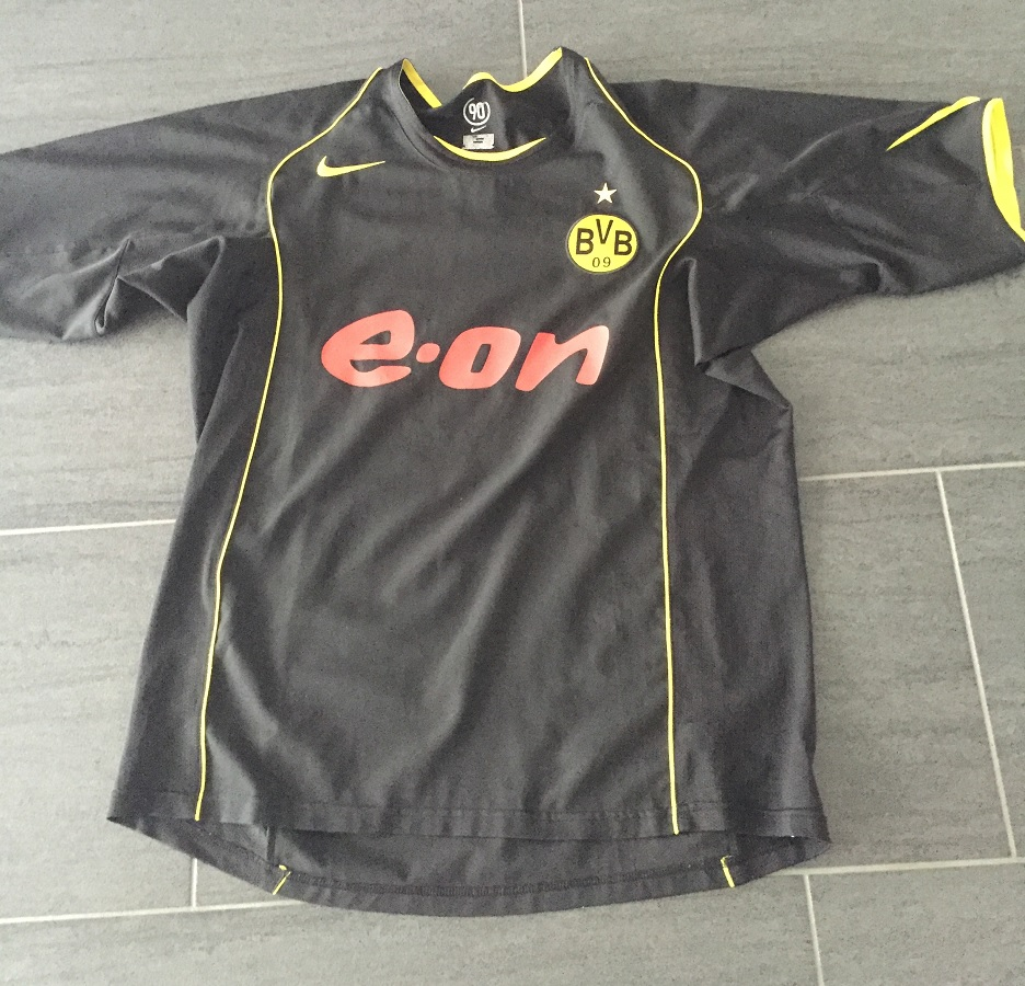 Borussia Dortmund Away 2004/05