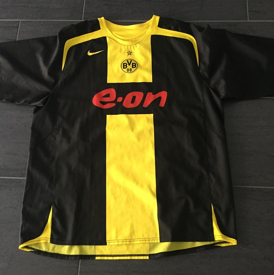 Borussia Dortmund Away 2005/06