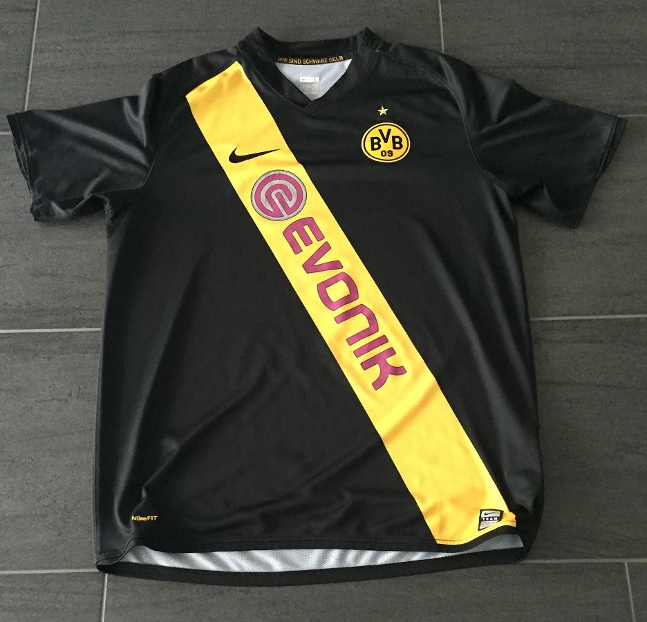 Borussia Dortmund Away 2008/09
