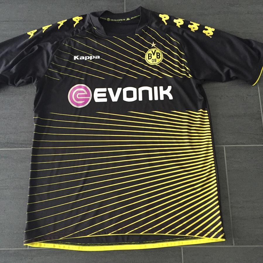 Borussia Dortmund Away 2009/10