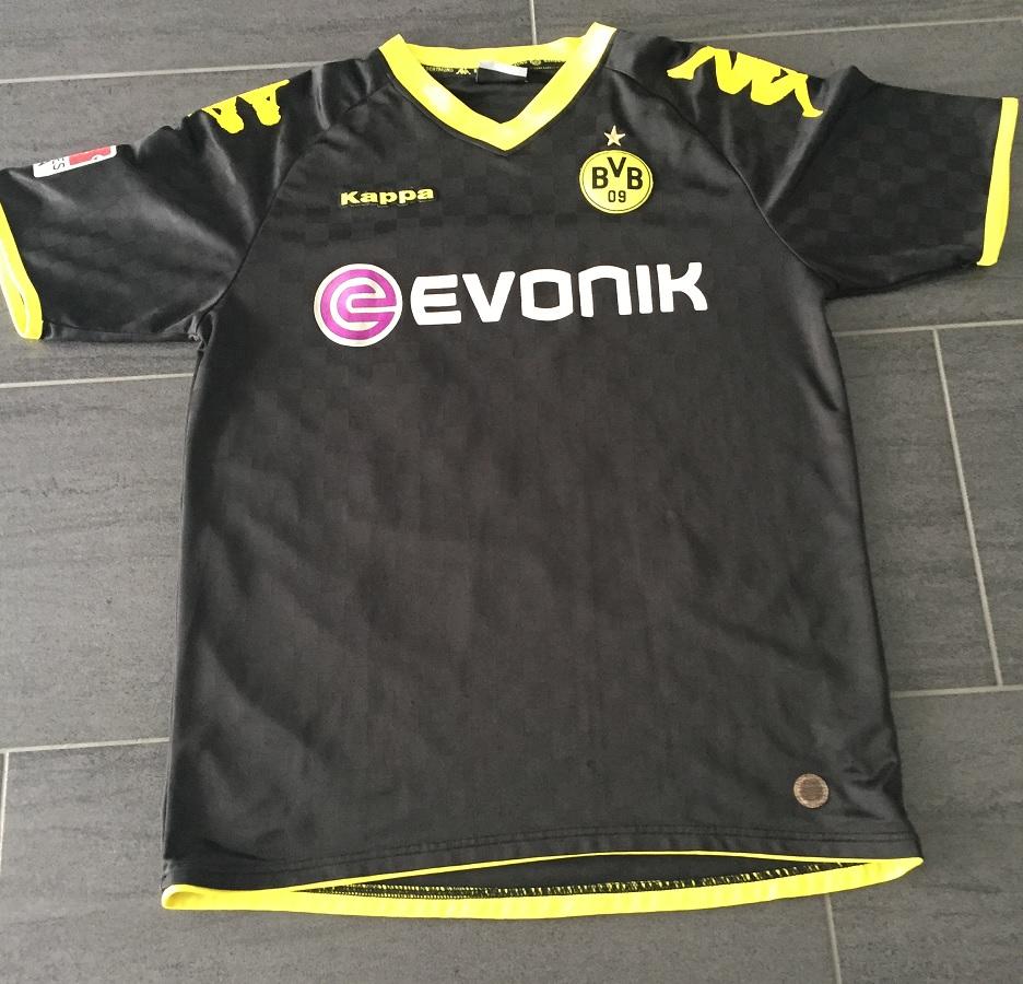 Borussia Dortmund Away 2010/11