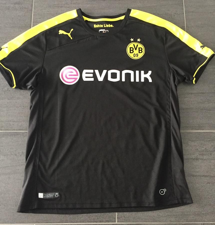 Borussia Dortmund Away 2013/14