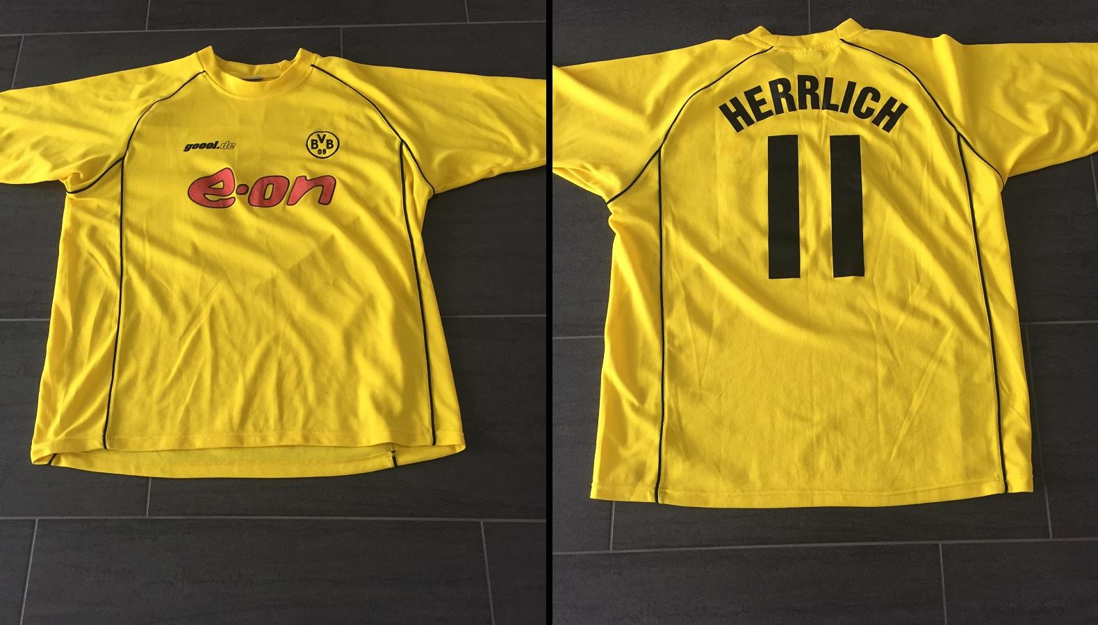 Borussia Dortmund Europa 2001/02 Herrlich