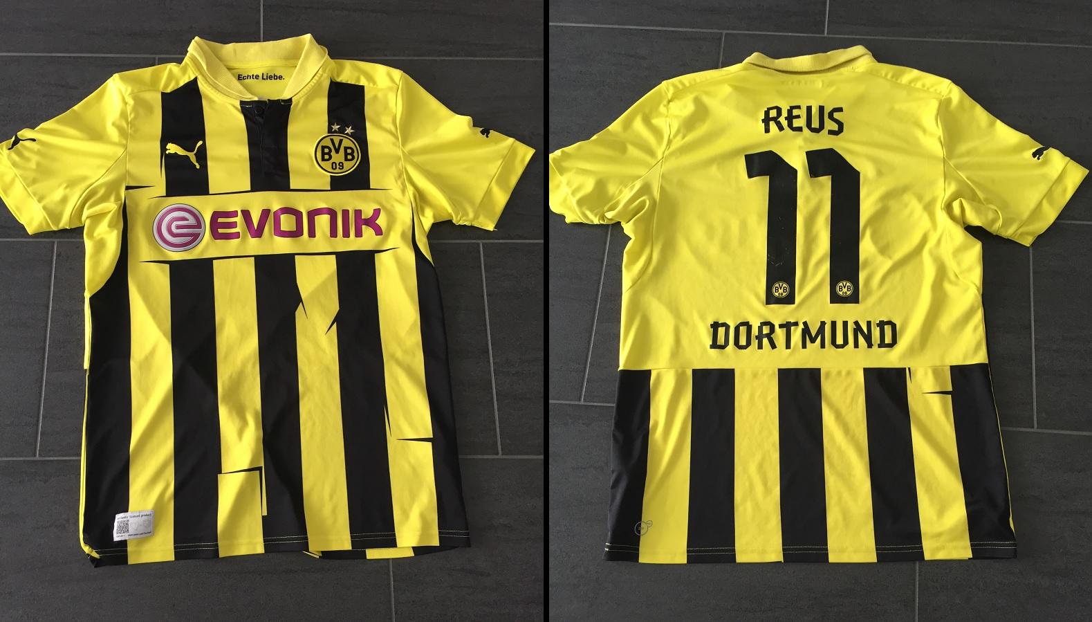 Borussia Dortmund Europa 2012/13 Reus
