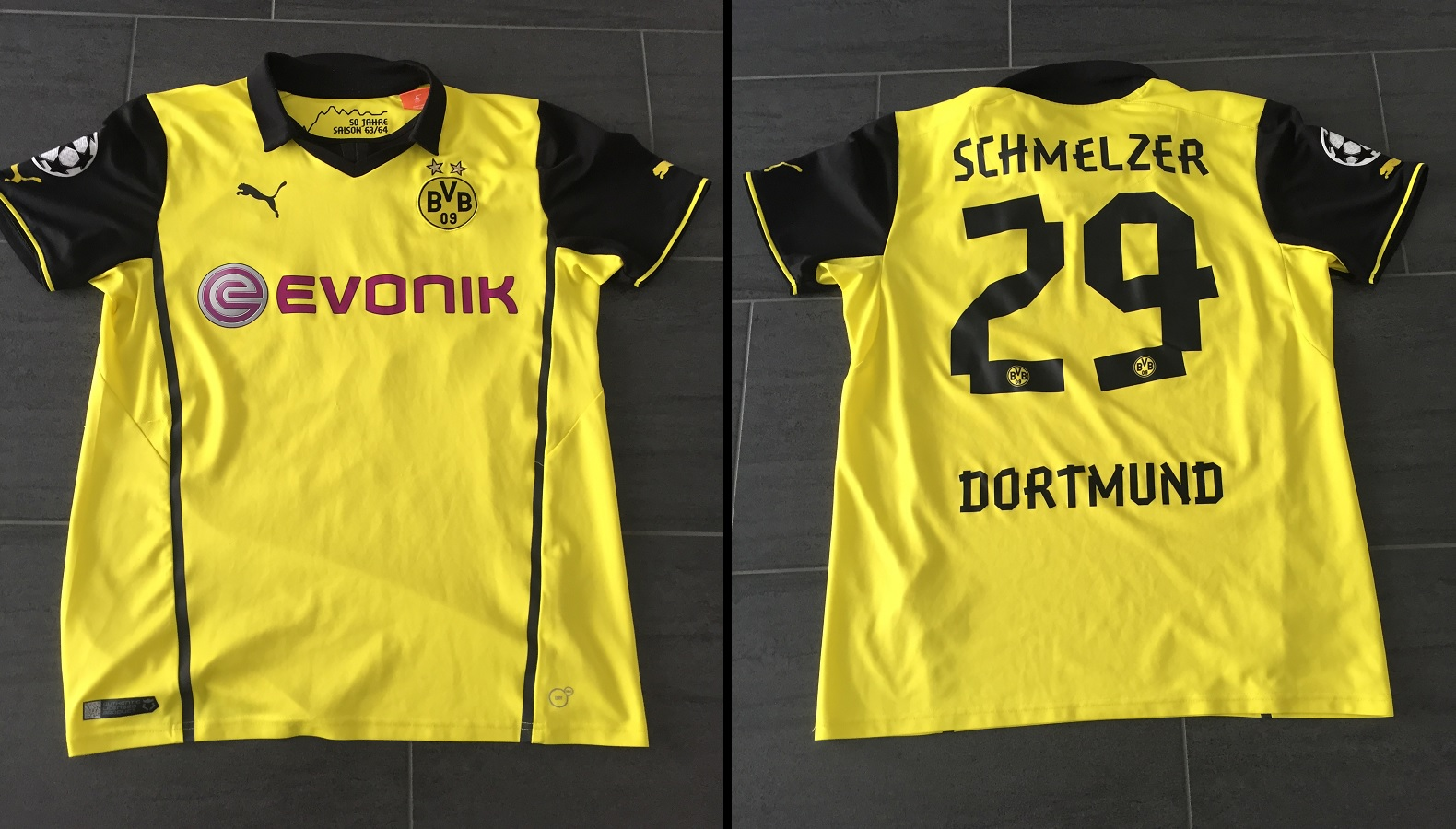 Borussia Dortmund Europa 2013/14 Schmelzer