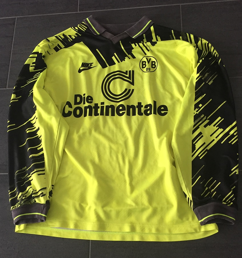 Borussia Dortmund Home 1993/94