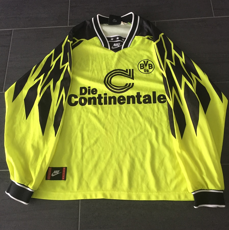 Borussia Dortmund Home 1994/95
