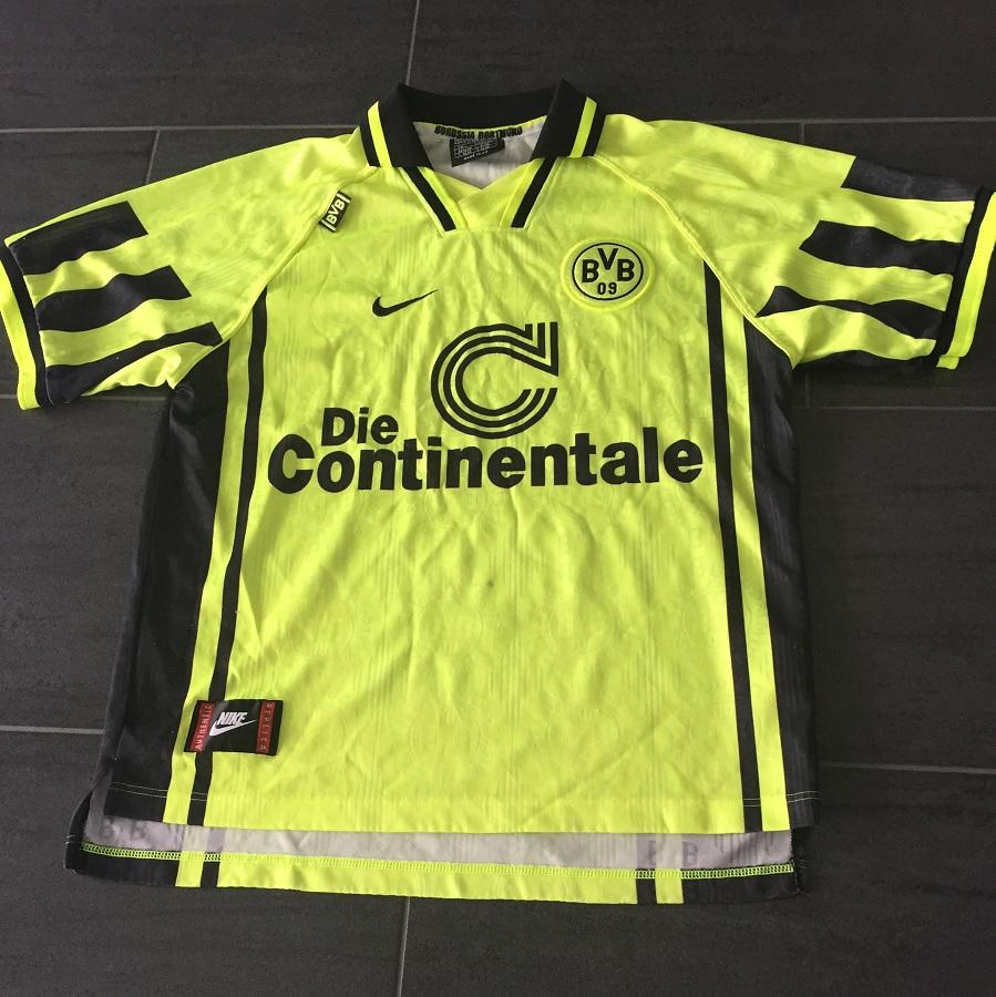 Borussia Dortmund Home 1996/97