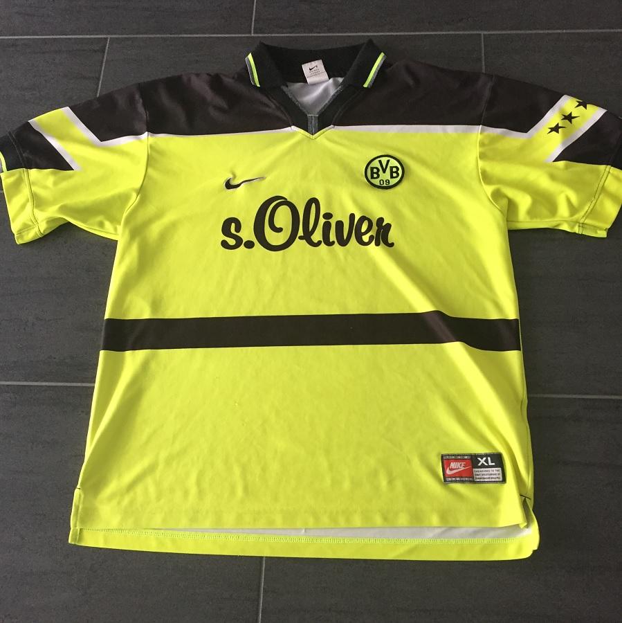Borussia Dortmund Home 1997/98