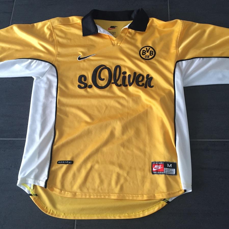 Borussia Dortmund Home 1998/00