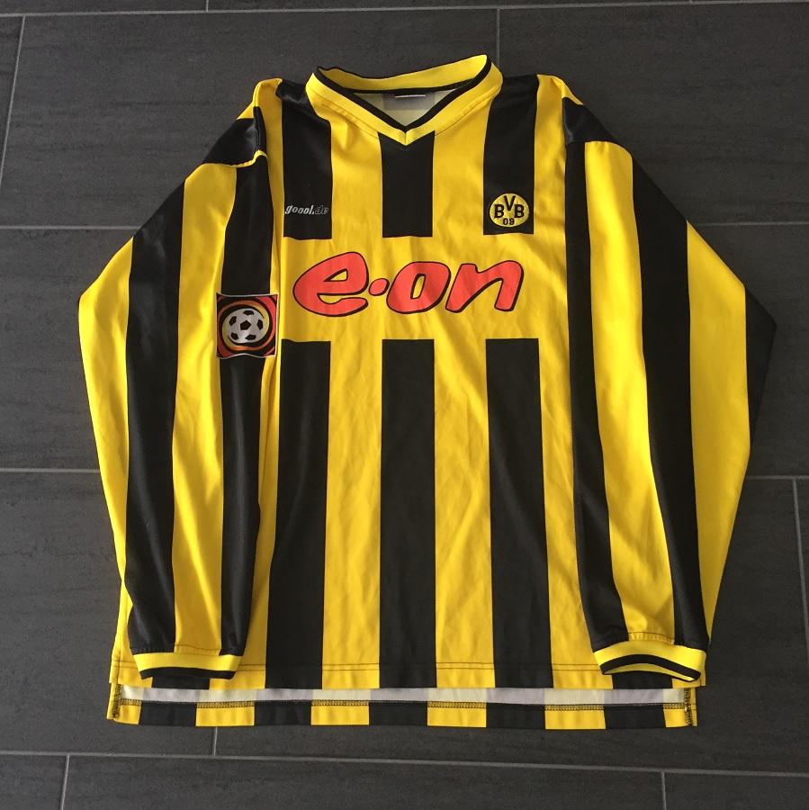 Borussia Dortmund Home 2000/01