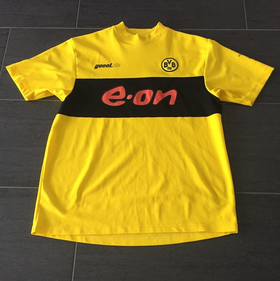 Borussia Dortmund Home 2002/03
