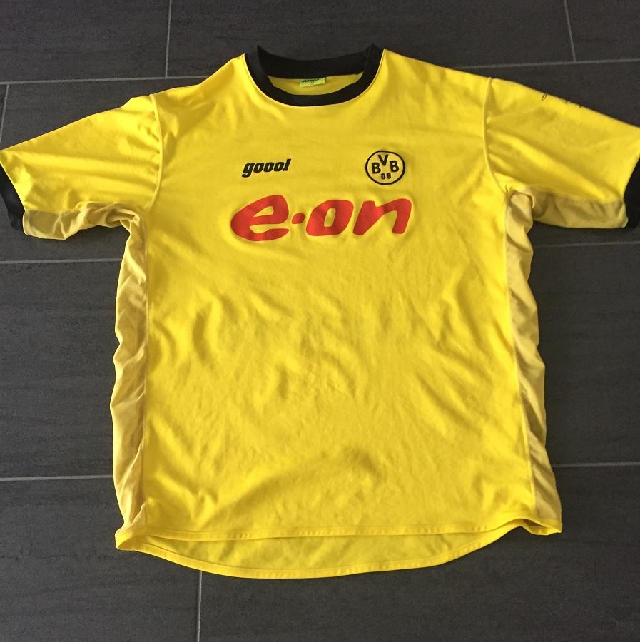 Borussia Dortmund Home 2003/04