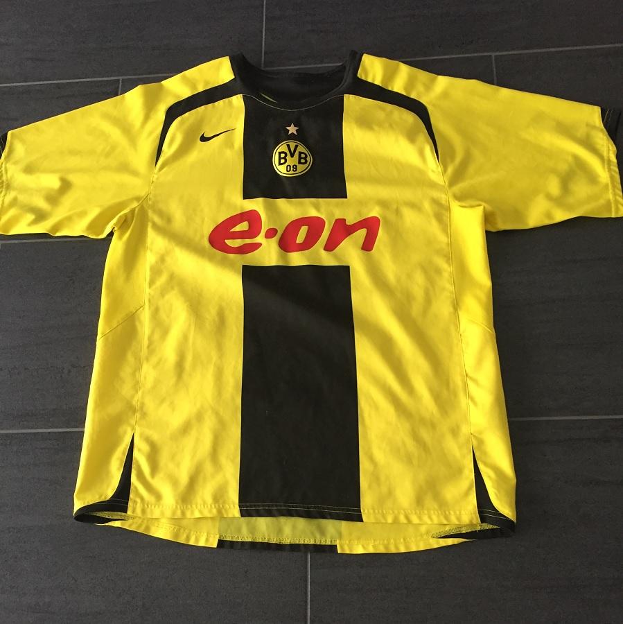 Borussia Dortmund Home 2005/06