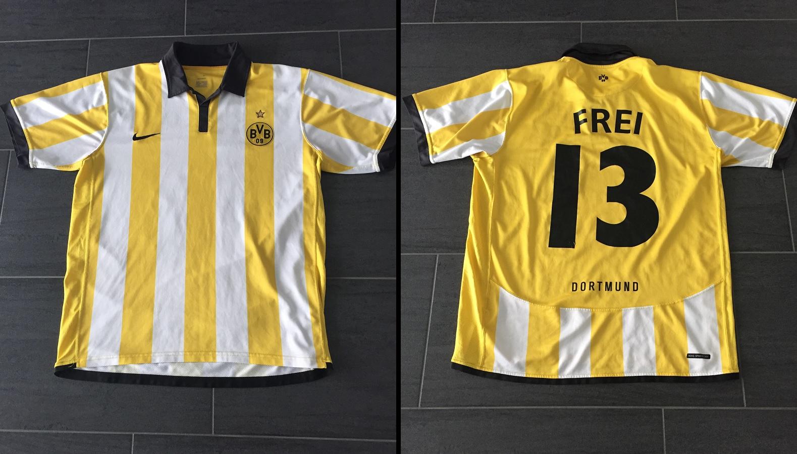Borussia Dortmund Home 2006/07 Frei