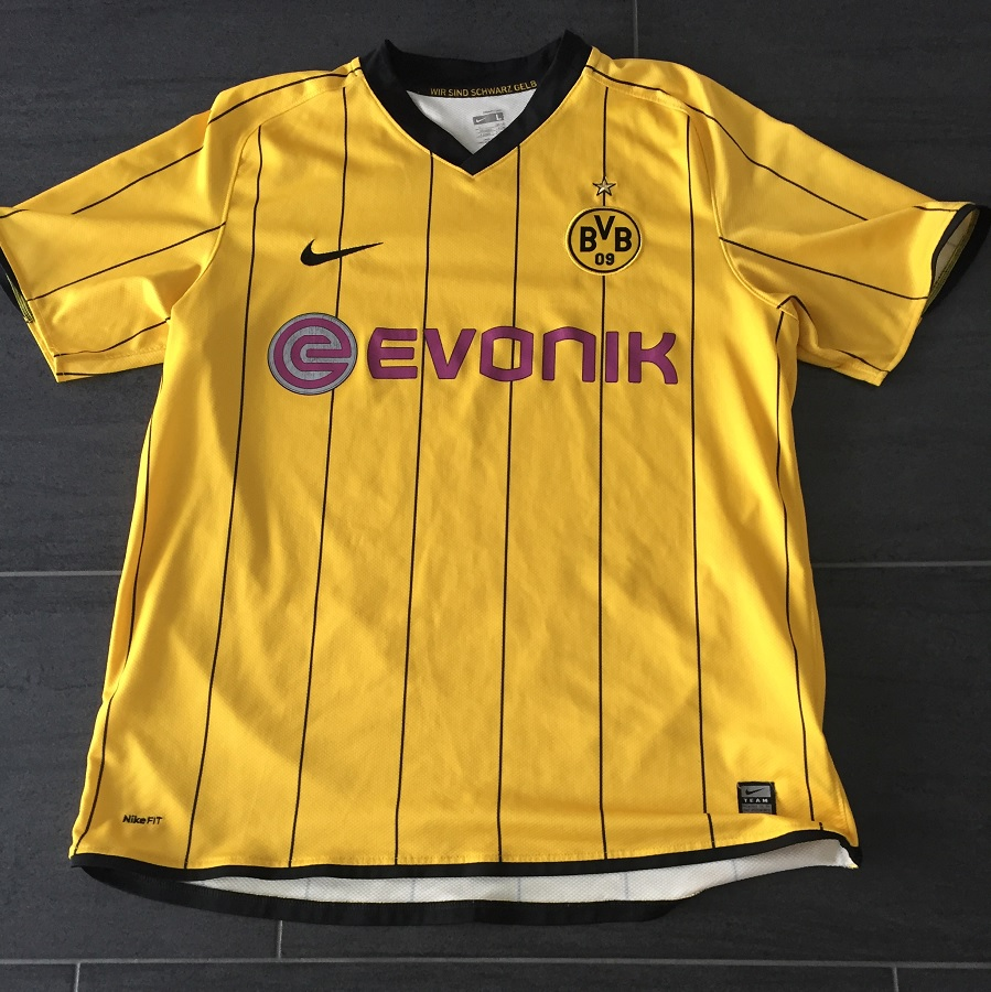 Borussia Dortmund Home 2008/09