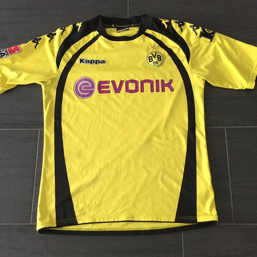 Borussia Dortmund Home 2009/10