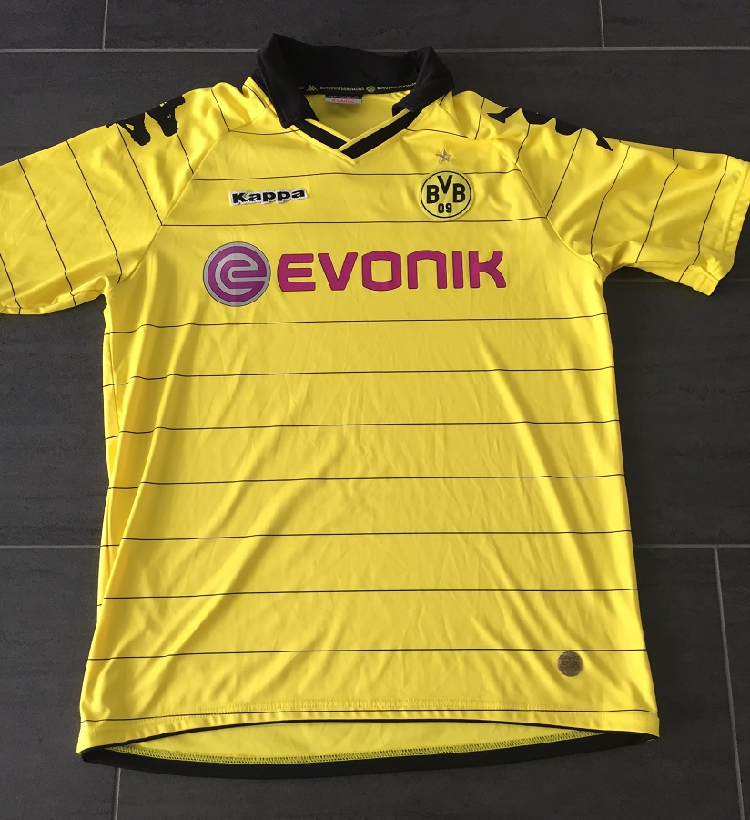 Borussia Dortmund Home 2010/11