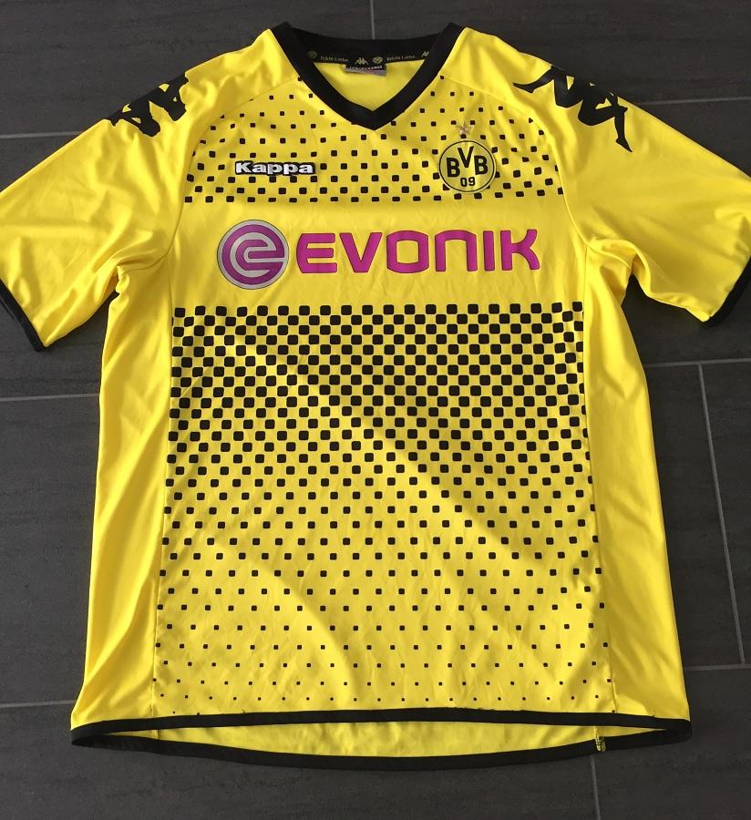 Borussia Dortmund Home 2011/12