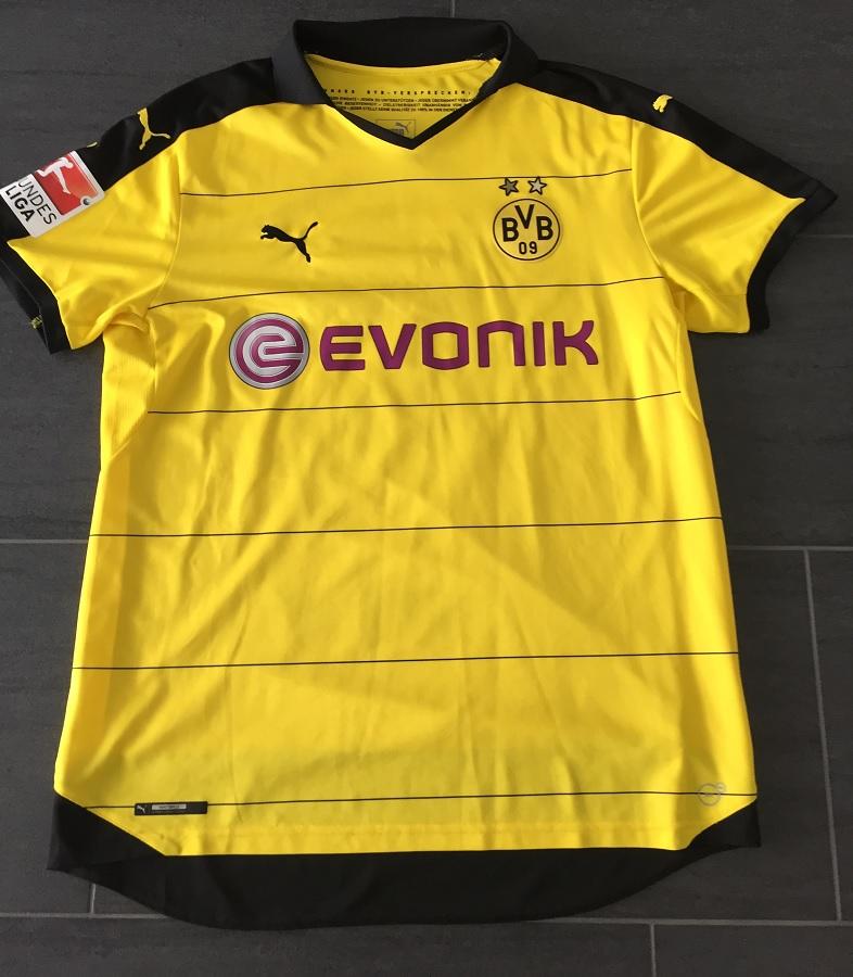 Borussia Dortmund Home 2015/16
