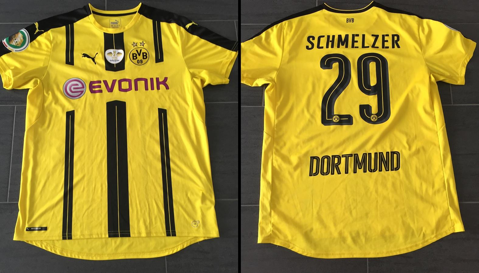 Borussia Dortmund Home 2016/17 Schmelzer
