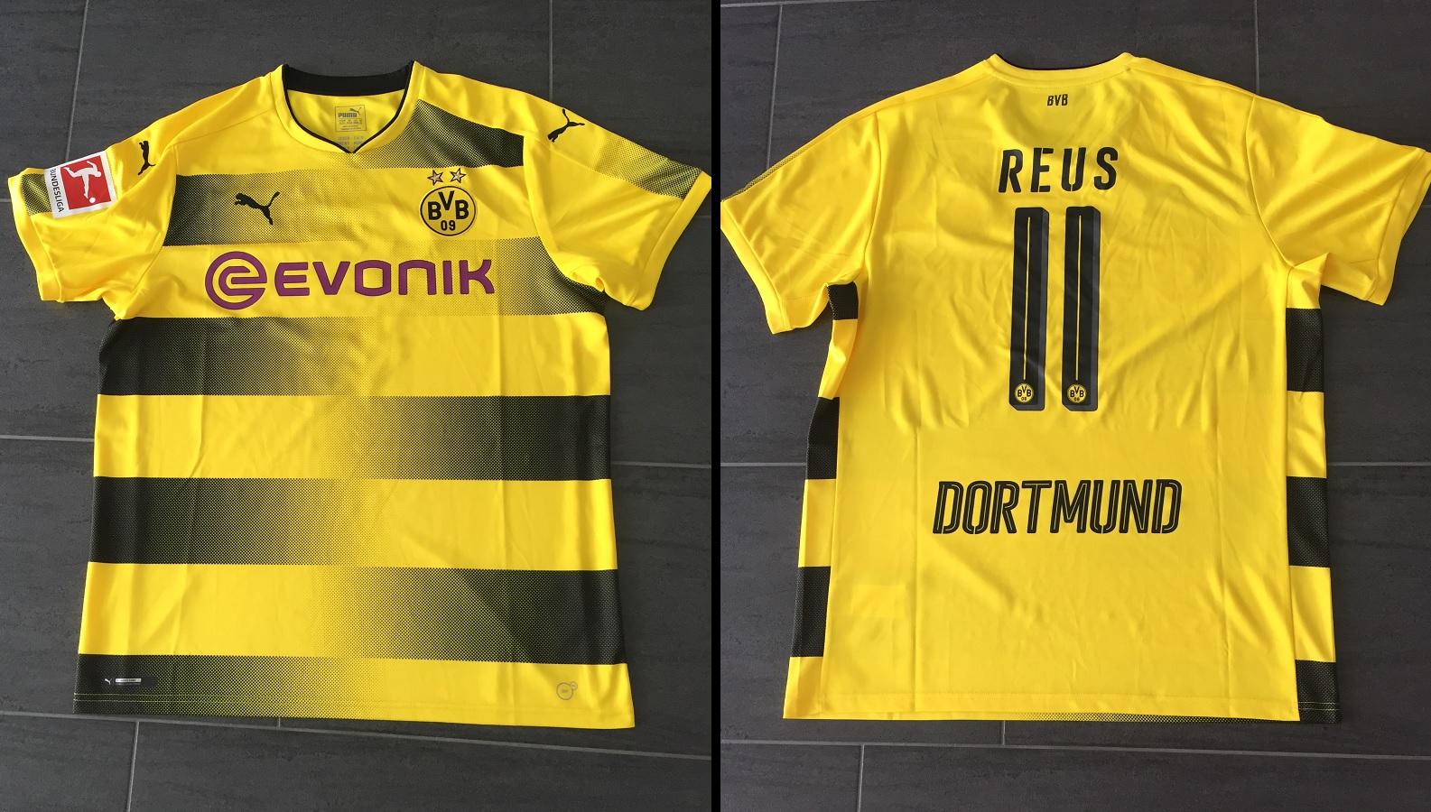 Borussia Dortmund Home 2017/18 Reus