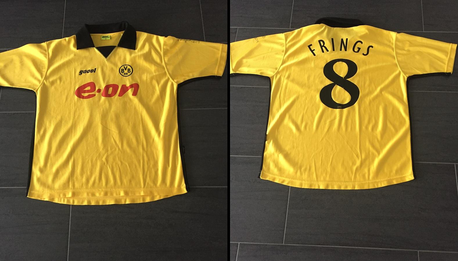 Borussia Dortmund X-mas 2003/04 Frings