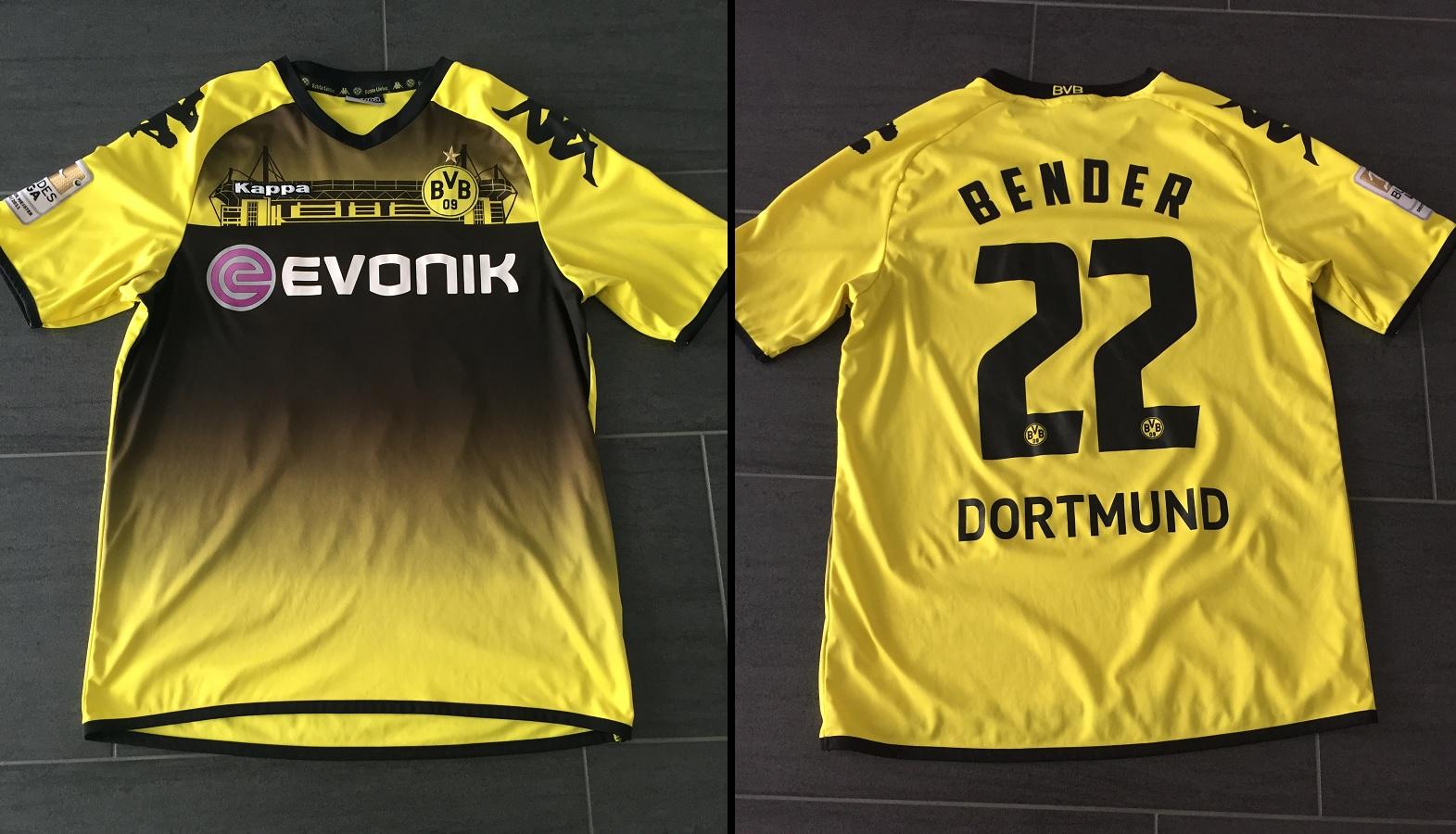 Borussia Dortmund X-mas 2011/12 Bender