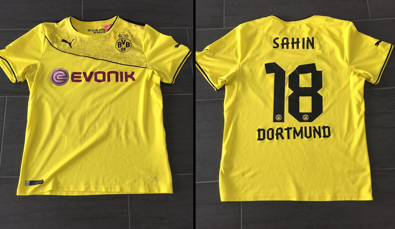 Borussia Dortmund X-mas 2013/14 Sahin