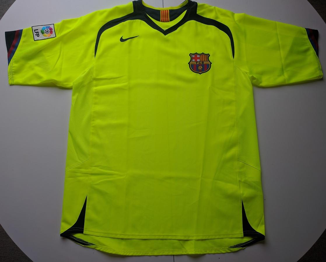 FC Barcelona Away 2005/06