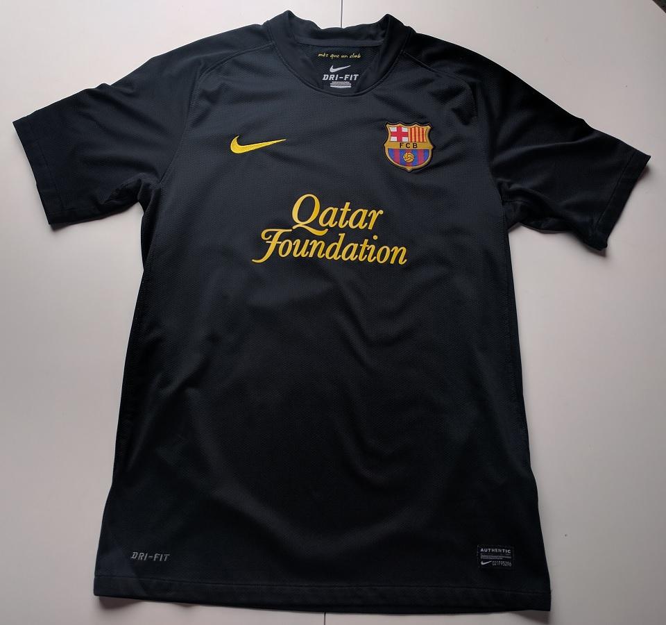 FC Barcelona Away 2011/12
