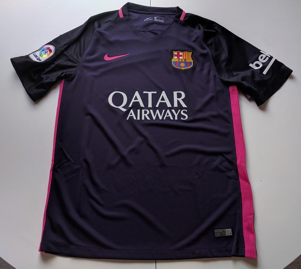 FC Barcelona Away 2016/17