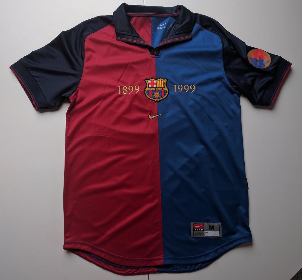 FC Barcelona Home 1999/00
