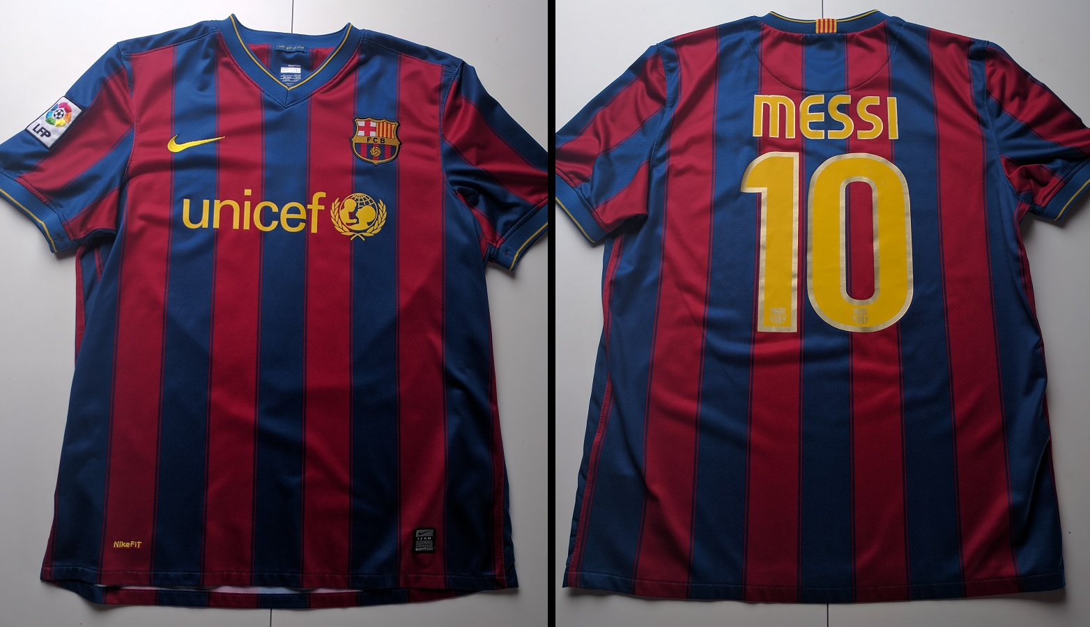 FC Barcelona Home 2009/10 Messi