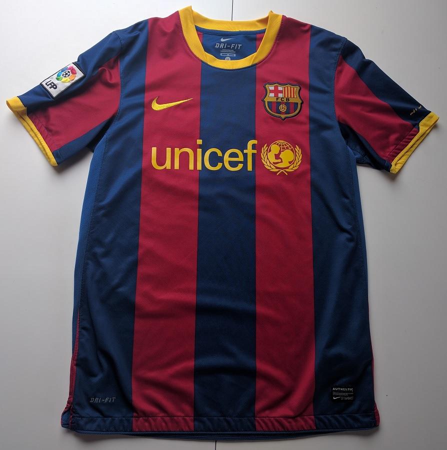 FC Barcelona Home 2010/11
