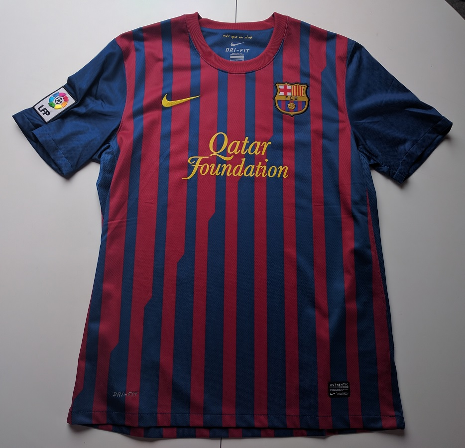 FC Barcelona Home 2011/12