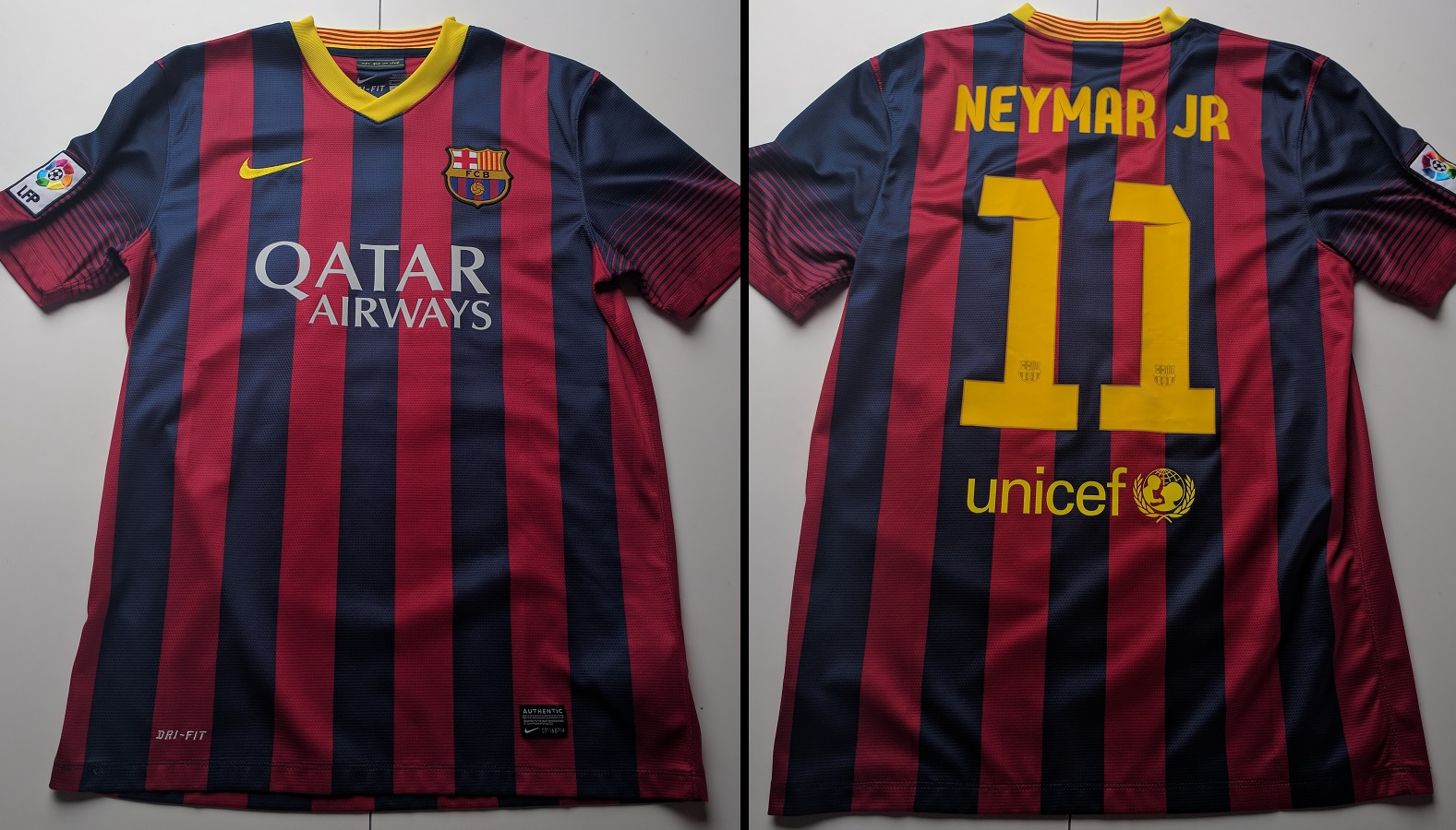 FC Barcelona Home 2013/14 Neymar