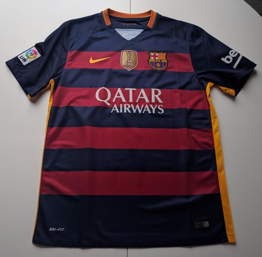 FC Barcelona Home 2015/16