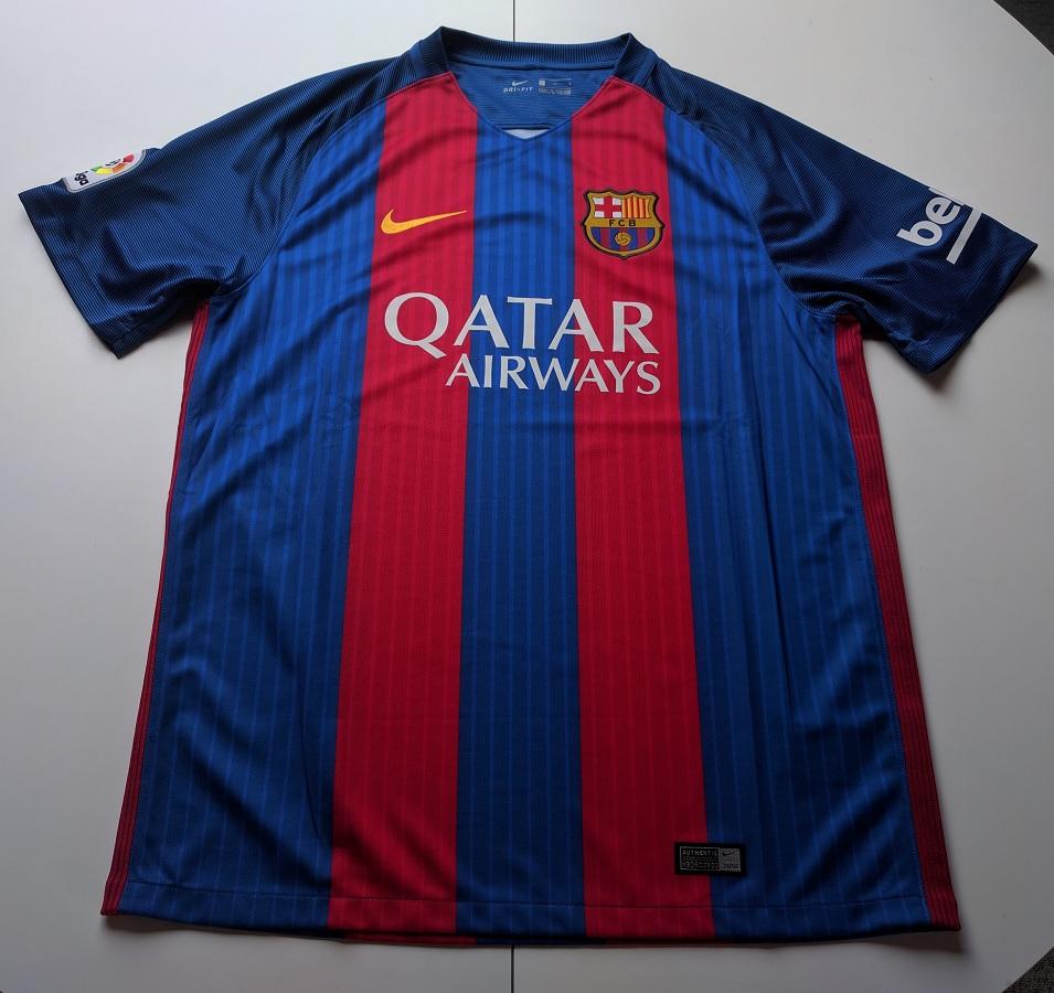 FC Barcelona Home 2016/17