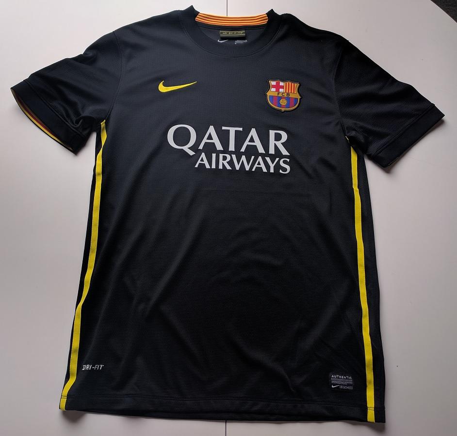 FC Barcelona Third 2013/14