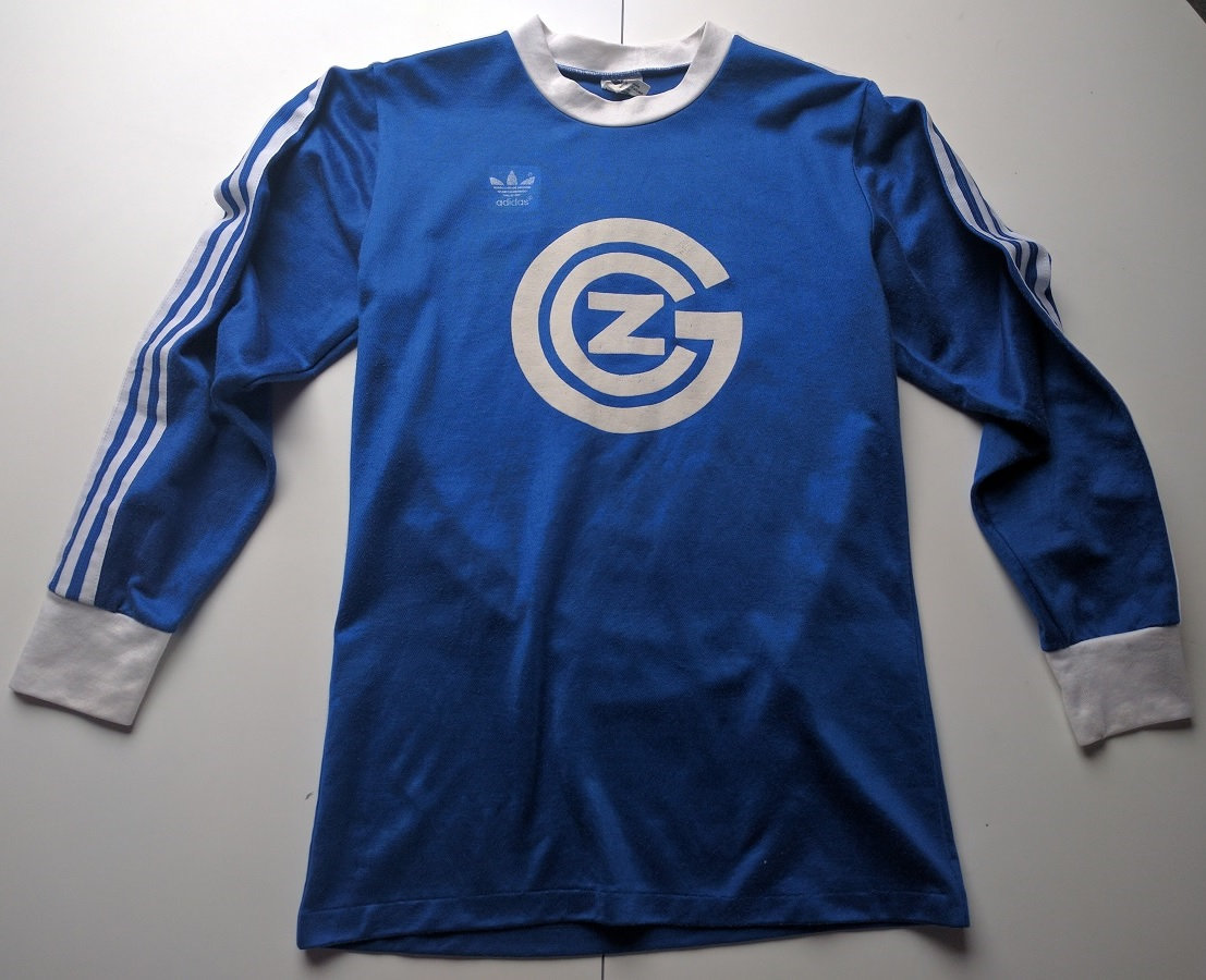 Grasshopper Club Zürich Away 1977/78