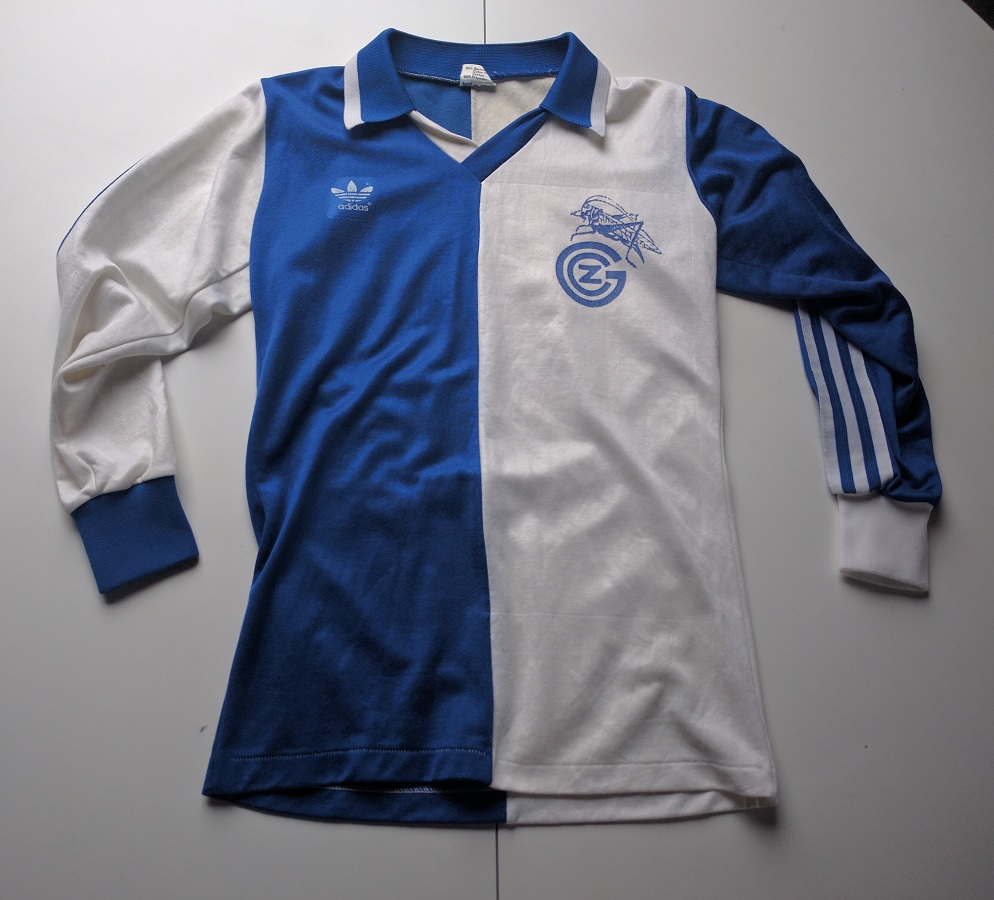 Grasshopper Club Zürich Home 1978/79