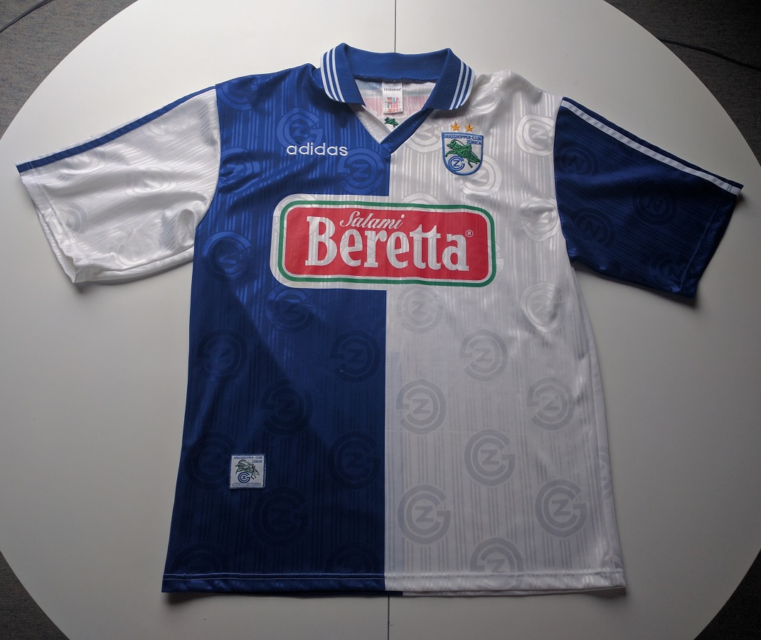 Grasshopper Club Zürich Home 1996/97