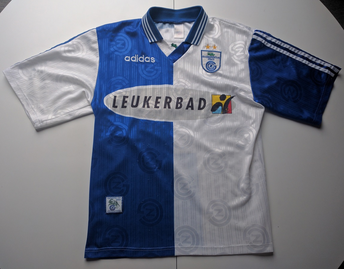Grasshopper Club Zürich Home 1997/98