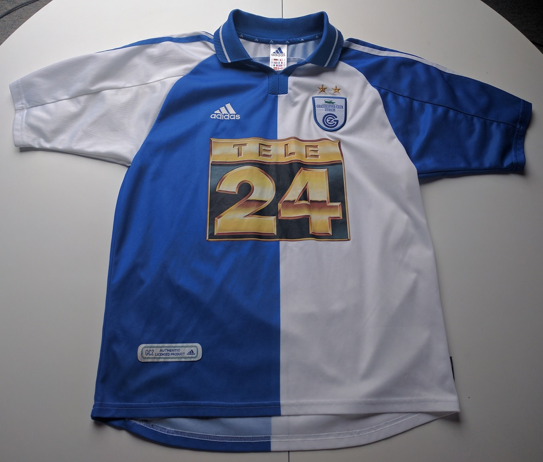 Grasshopper Club Zürich Home 2000/01