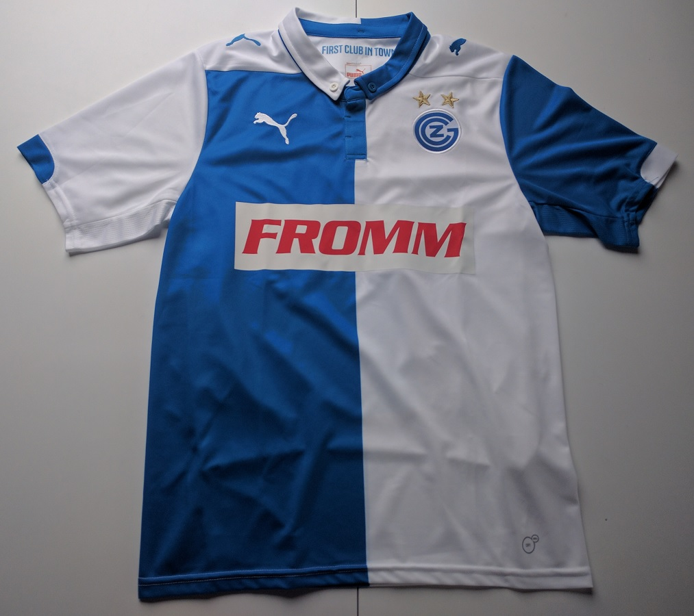 Grasshopper Club Zürich Home 2014/15